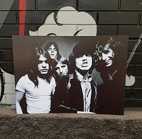 Постер AC/DC - Highway to Hell