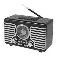 Радиоприемник портативный Ritmix RPR-095 серый