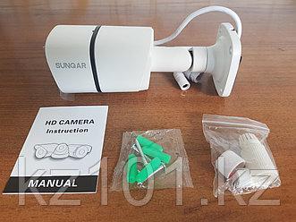 Видеокамера 4MP IP-491 POE SUNQAR