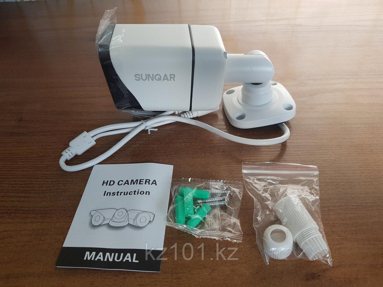 Видеокамера 5MP IP-552 POE SUNQAR