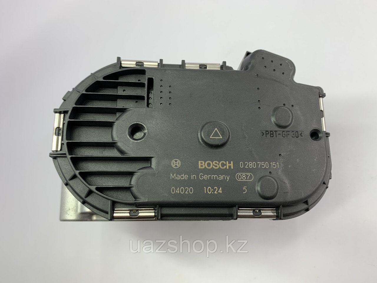 Электронная дросельная заслонка для ЗМЗ 409