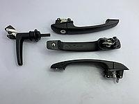 Комплект наружних дверных ручек ЕВРО ( из 4 шт) УАЗ 452, фото 1