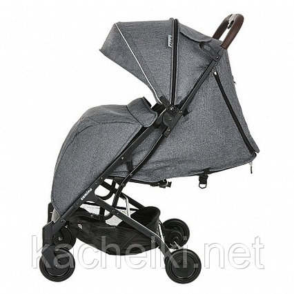 PITUSO Коляска детская CAMINO (прогулочная), Dark Grey/Темj-Серый