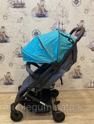 Прогулочная коляска Pituso Camino Black/Tiffany