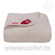 """Одеяло """"Верблюд"""" зимнее, 1,5-спальное, Soft.  Микрофибра. Россия."""