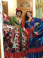 Цыганские танцевальные костюмы