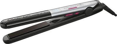 Щипцы Rowenta Liss&Curl Elite SF4522 черный-серебристый