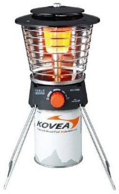 Обогреватель Kovea Table Heater R 43015 белый-черный
