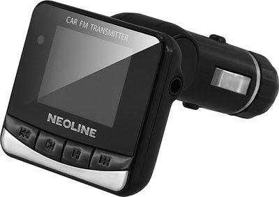 FM-трансмиттер Neoline Flex FM черный