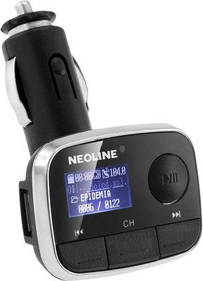 FM-трансмиттер Neoline Bliss FM черный