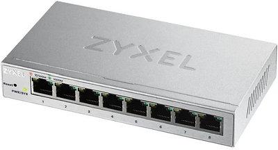 ZyXEL GS1200-8 серебристый