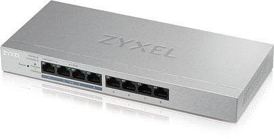 ZyXEL GS1200-8HP v2 серебристый