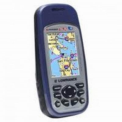 GPS навигатор Lowrance iFINDER H2O синий