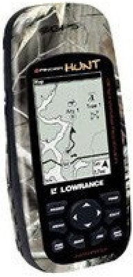 GPS навигатор Lowrance iFINDER Hunt серый