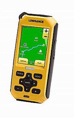 GPS навигатор Lowrance iFINDER Explorer желтый