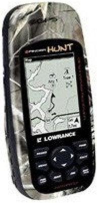 GPS навигатор Lowrance iFINDER Hunt Plus серый