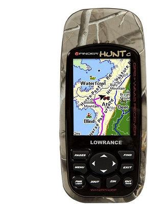 GPS навигатор Lowrance iFINDER Hunt C серый