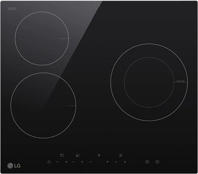 Варочная поверхность LG CBEZ2413B черный