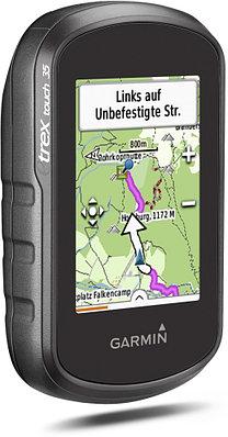 GPS навигатор Garmin eTrex Touch 35 черный