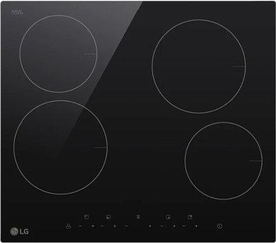Варочная поверхность LG CBEZ2414B черный