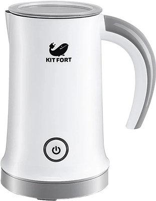 Вспениватель Kitfort КТ-709 белый