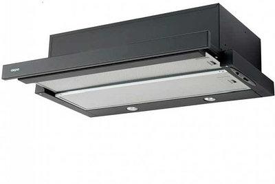 Вытяжка AKPO Light eco WK-7 60 черный