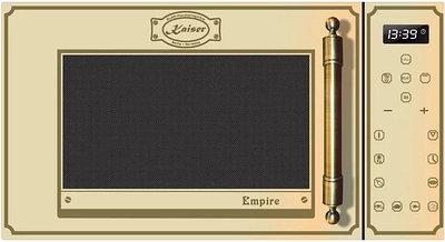 Микроволновая печь Kaiser M 2500 ElfEm золотистый