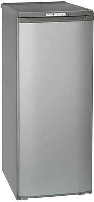 Морозильник Бирюса М114 серебристый