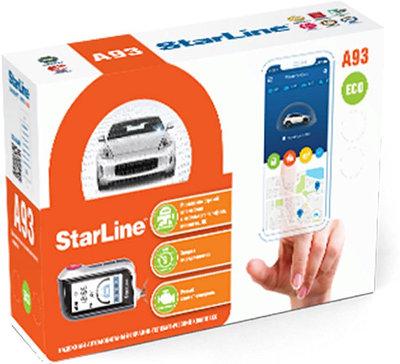 Автосигнализация StarLine A93 Eco V2