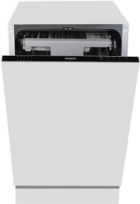 Посудомоечная машина AKPO ZMA 45 Series 6 Autoopen белый