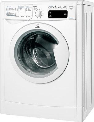 Стиральная машина Indesit IWSE 6105 B белый