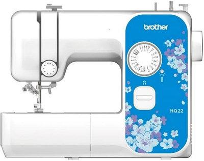 Швейная машина Brother HQ-22 белый-синий
