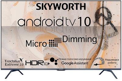 Телевизор Skyworth 55G3A 139 см черный