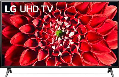 Телевизор LG 49UN71006LB 124 см черный