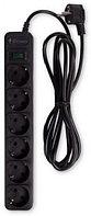 Сетевой фильтр iPower iPEO3m 3 м черный