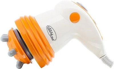 Gezatone Body Shaper AMG121 белый-оранжевый