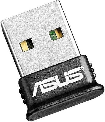 Bluetooth адаптер ASUS USB-BT400 черный