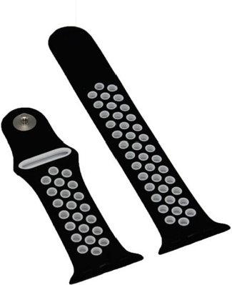 Ремешок A-case Silicone для Apple Watch 42mm черный