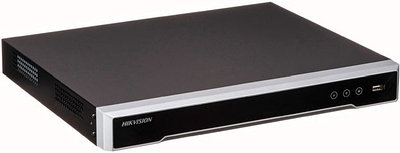Видеорегистратор Hikvision DS-7608NI-Q2/8P черный