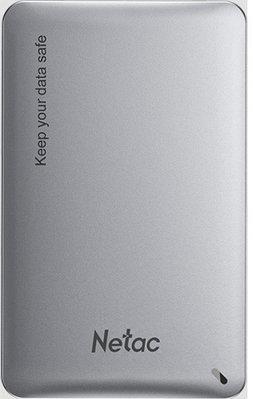 Внешний бокс Netac WH12-30AC серый