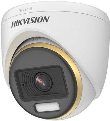 Камера видеонаблюдения Hikvision DS-2CE72DF3T-F 2.8 мм белый