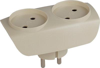 Сетевой фильтр ЭРА SP-2-I белый