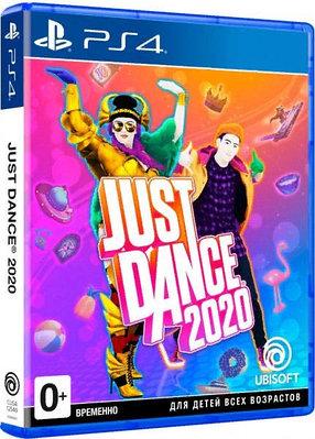 Видеоигра Just Dance 2020 PS4