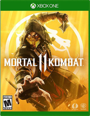 Видеоигра Mortal Kombat 11 Xbox One