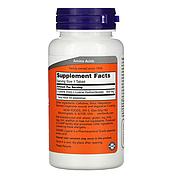 Now Foods, L-лизин, 500 мг, 100 таблеток, фото 2