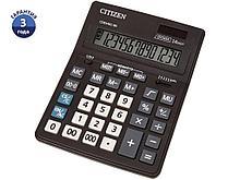"""Калькулятор настольный CITIZEN Business Line """"CDB1401-BK"""" 14-разрядный черный"""