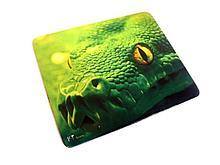 Коврик для мыши pad V-T, Snake , ткань на резиновой основе
