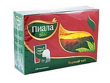 Чай Пиала черный, 100 пакетиков