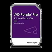 "Жёсткий диск HDD 10 Tb Western Digital Purple Pro WD101PURP 3.5"" 7200rpm 256Mb"