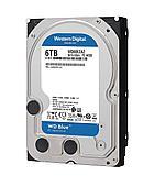 """Жёсткий диск HDD 6 Tb Western Digital Blue WD60EZAZ 3.5"""" 5400rpm 256Mb"""